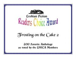 Award, Frosting on the Cake 2