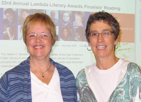 Kairn Kallmaker and Lucy Jane Bledsoe 2011