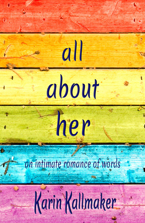cover all about her short story