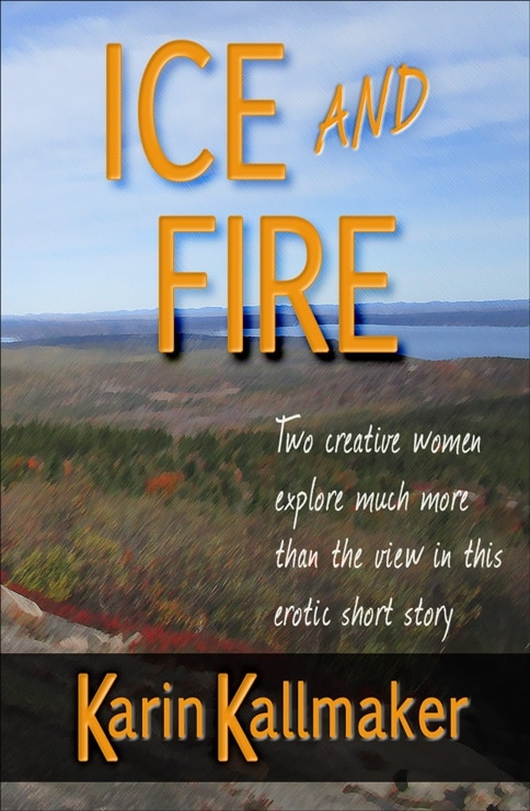 story cover ice and fire cadillac mountain