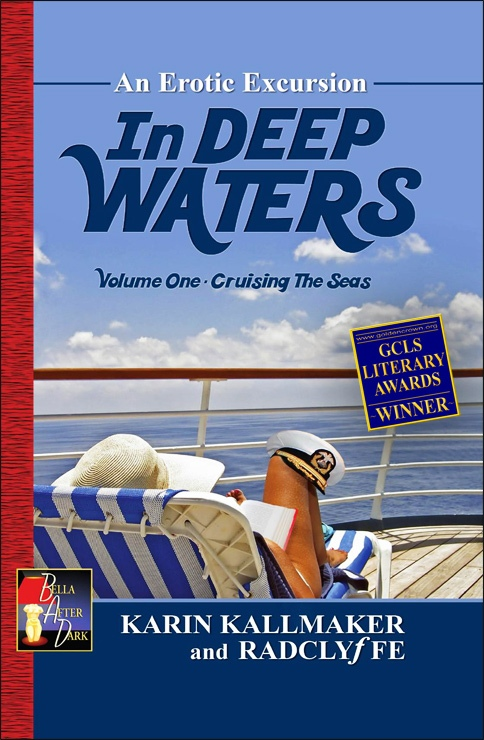 Cover In Deep Waters Cruising the Seas
