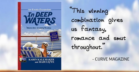 cover In Deep Waters 1 winning combination