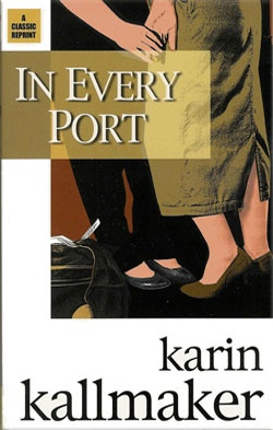 Book cover, In Every Port 2004