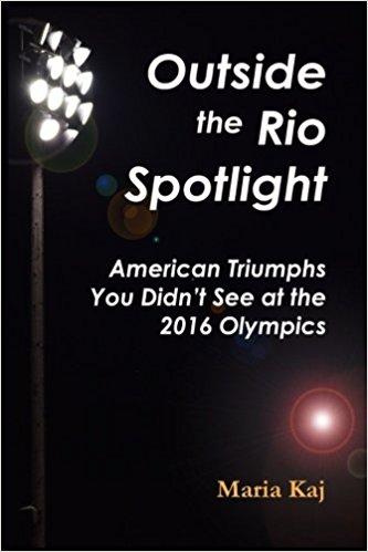 cover, Outside the Rio Spotlight by Maria Kaj
