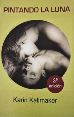 book cover lesbian romance pintando la luna
