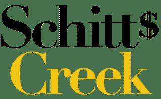 Logo for Schitt's Creek