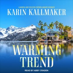 Warming Trend audio version cover