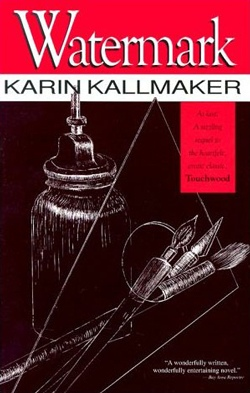 book cover watermark karin kallmaker
