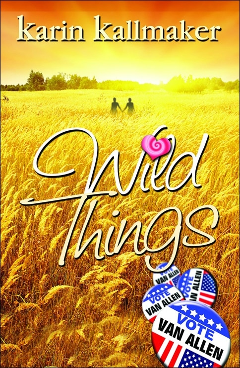 Cover, Wild Things by Karin Kallmaker
