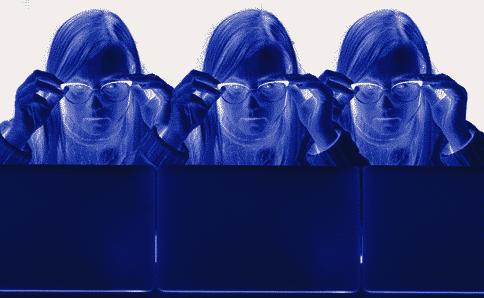 clone image of 3 women