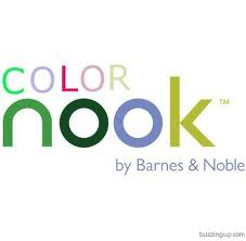 Logo, Color Nook, Barnes & Noble