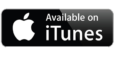 available on iTunes logo