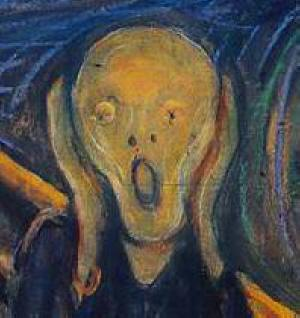 Munch painting The Scream