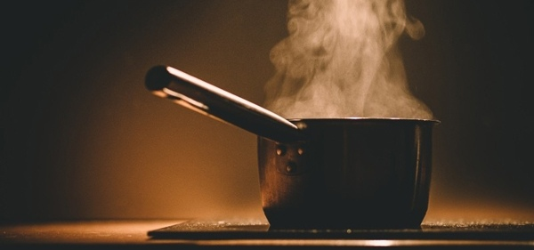 writing is like cooking with gas