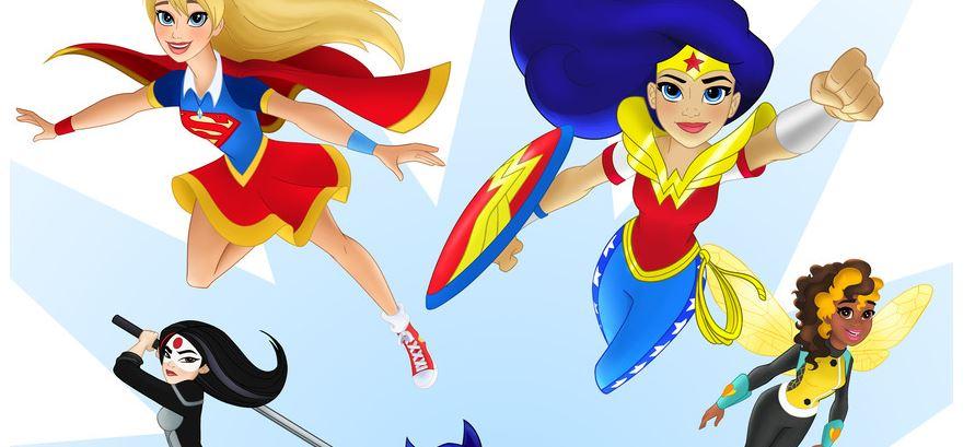 WBDC Girl Comics
